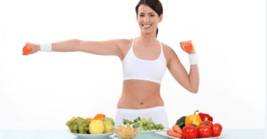 alimentación y entrenamiento