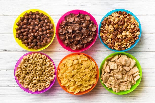 cereales desayuno