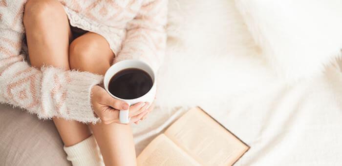 trucos de belleza con café