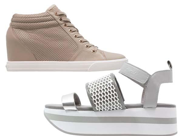 calzado DKNY para mujer