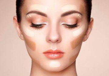 productos cosméticos base corrector