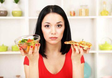 errores al comenzar una dieta