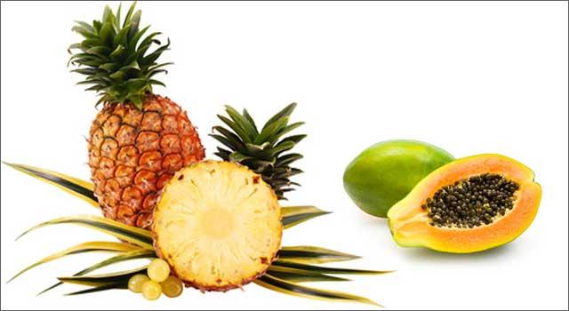 exfoliante tropical