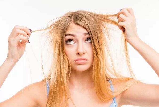 mascarilla casera para el pelo seco