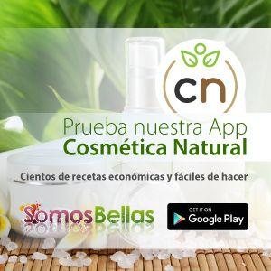 Cosmética natural - Descarga desde Google Play