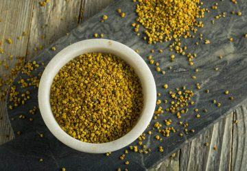 `beneficios del polen