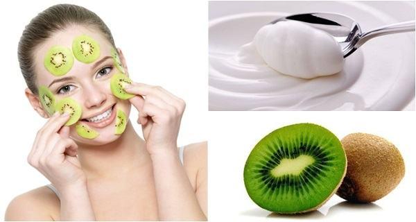mascarilla de kiwi para la piel grasa