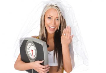 ponerse en forma antes de la boda