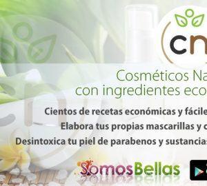 App cosmética natural de Somosbellas