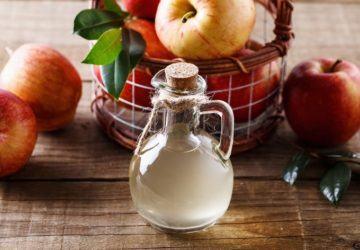 remedios con vinagre de manzana
