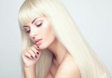cristales líquidos para el cabello