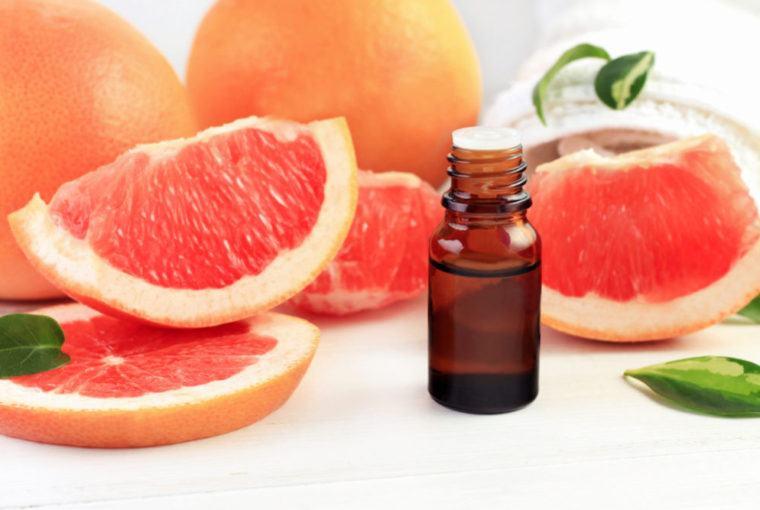aceite esencial de pomelo