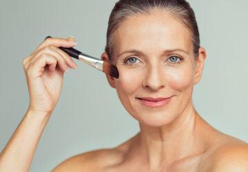 bases de maquillaje para la piel madura
