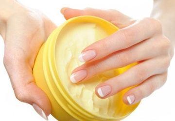 crema corporal con aceite de macadamia
