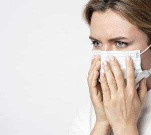 irritación mascarilla