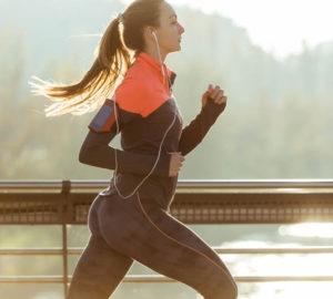 volver a practicar running