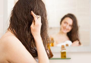 aceites para fortalecer el cabello