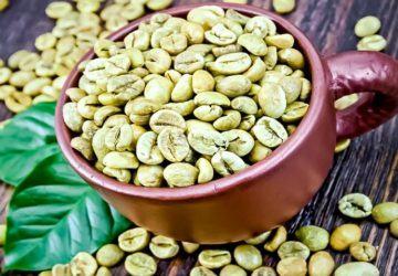 cápsulas de extracto de café verde