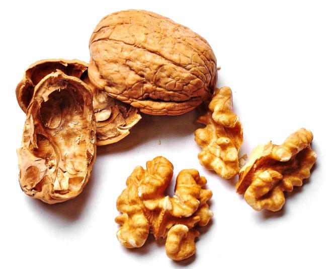 nueces frutos secos