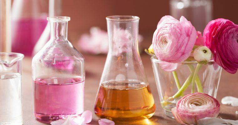 tónico limpiador de rosas