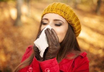 alergia otoño