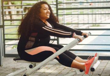 entrenamiento de circuitos para personas con sobrepeso