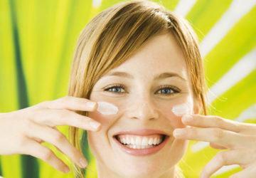 hidratante casera para la piel joven