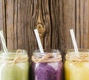 smoothies bronceado
