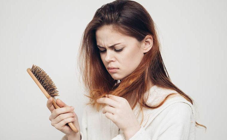 caída estacional del cabello