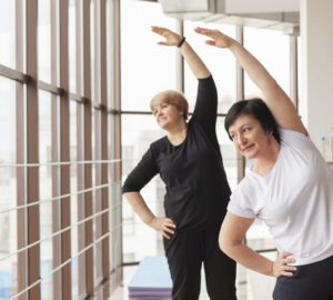 deporte durante la menopausia