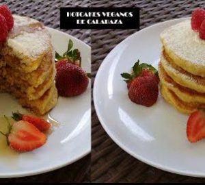 hotcakes calabaza