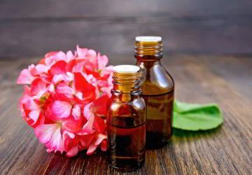aceitte esencial de rosa geranio