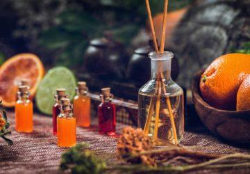 aceites esenciales otoño