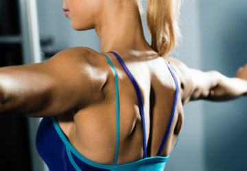 ejercicios de calistenia para hombros