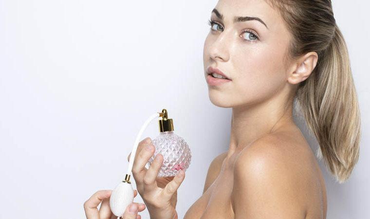 perfume en invierno