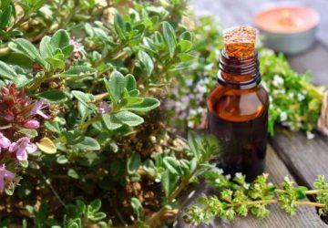 aceite infusionado de hierbas