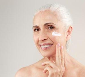 crema antiedad con vitamina C