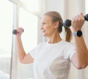 ejercicio físico en la tercera edad