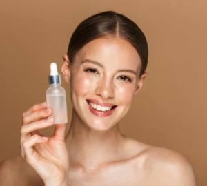 sérum facial con vitamina C