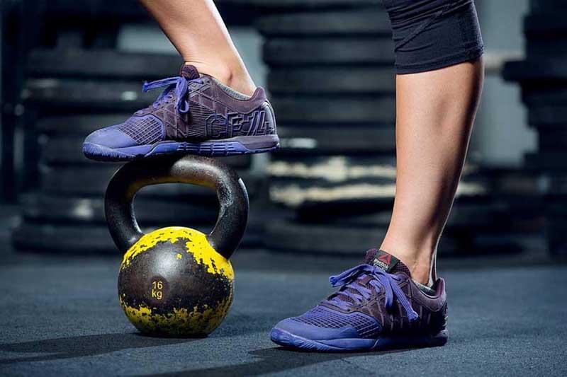 zapatillas para levantamiento de pesas