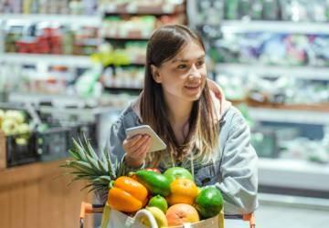 aplicaciones móviles para escanear alimentos