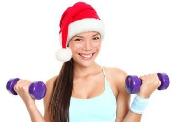 ponerse en forma después de Navidad