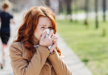 homeopatía para la alergia al polen
