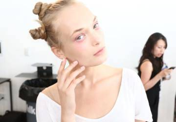 maquillaje mujeres rubias