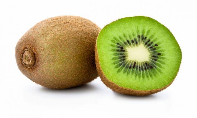 kiwi laxante