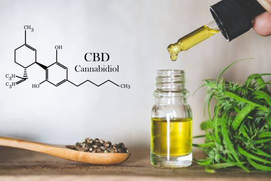 aceite cannabidiol